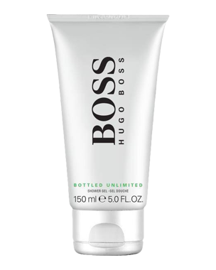 Hugo Boss Boss Bottled Unlimited Shower Gel, 150ml
