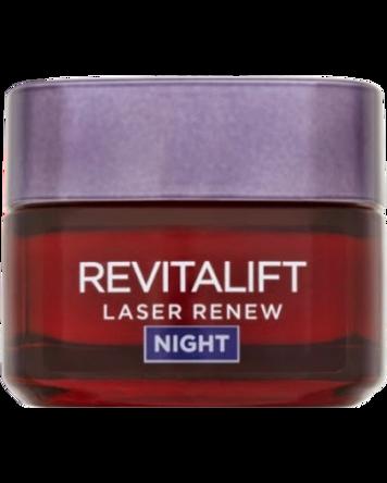 L'Oréal Revitalift Laser Renew Night Cream, 50ml