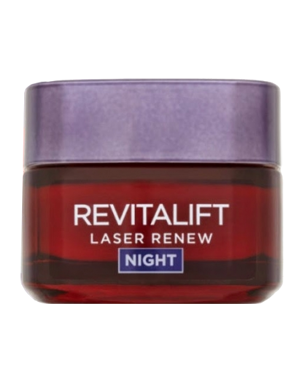 L'Oréal Revitalift Laser Renew Night Cream, 50ml