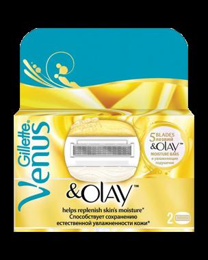 Gillette Venus & Olay 3-pack