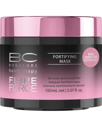 Schwarzkopf Professional BC Fibre Force Fortifying Mask 150ml