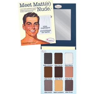 Meet Matt(e) Eyeshadow Palette