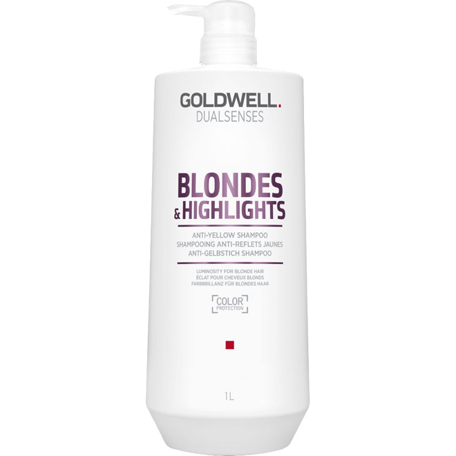 Goldwell Dualsenses Blondes & Highlights Shampoo
