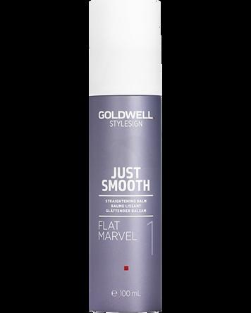 Goldwell StyleSign Just Smooth Flat Marvel, 100ml