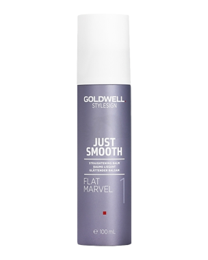 Goldwell StyleSign Just Smooth Flat Marvel, 100ml