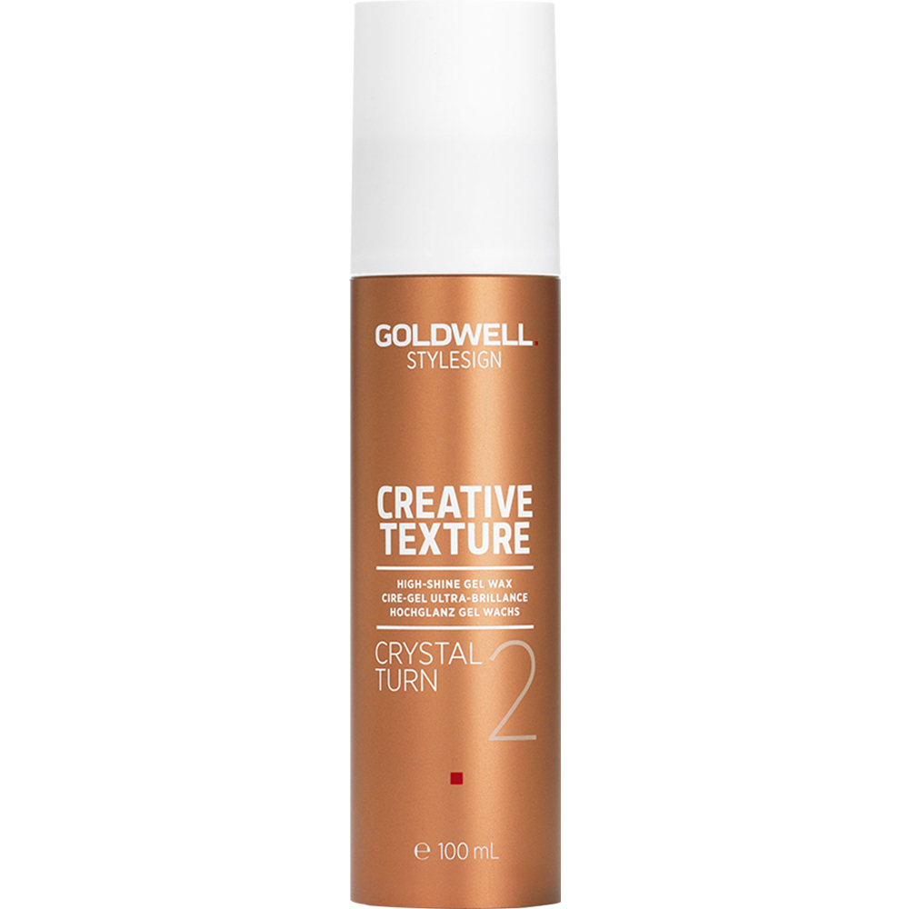 Goldwell StyleSign Creative Texture Crystal Turn, 100ml