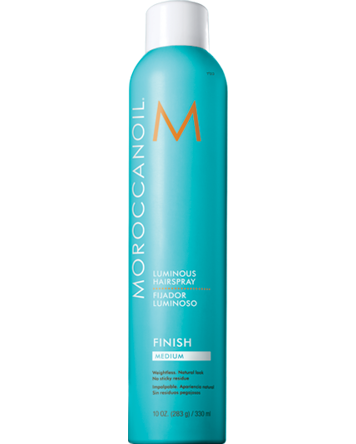 MoroccanOil Luminous Medium Hairspray