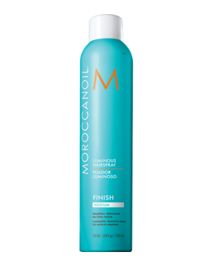 MoroccanOil Luminous Medium Hairspray