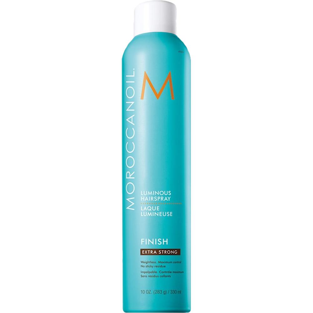 MoroccanOil Luminous Extra Strong Hairspray