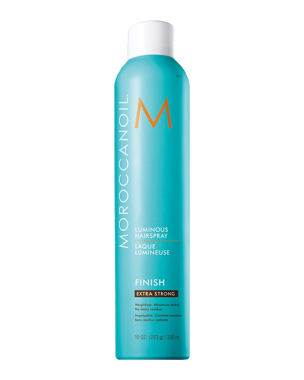 MoroccanOil Luminous Extra Strong Hairspray