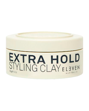 Eleven Australia Extra Hold Styling Clay, 85g
