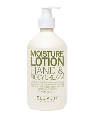 Eleven Australia Moisture Lotion Hand & Bodycream, 500ml