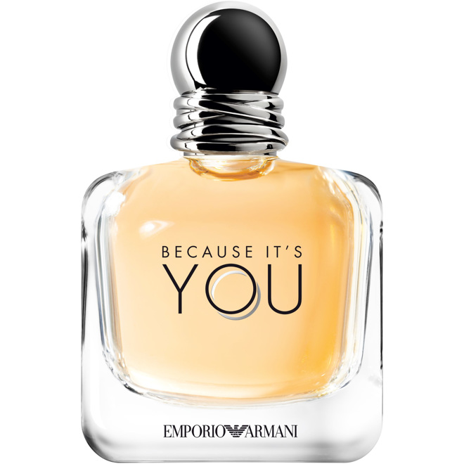 Because It's You, EdP