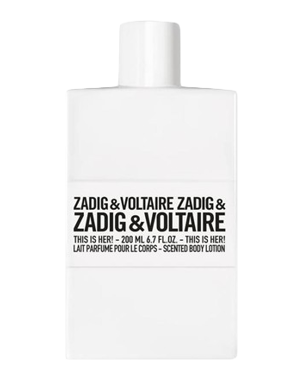 Zadig and Voltaire This is Her!, Body Lotion 200ml