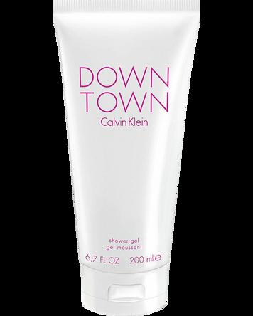 Calvin Klein Downtown, Shower Gel 200ml