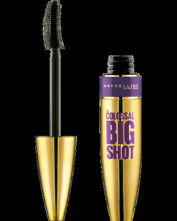 The Colossal Volum' Express Big Shot Mascara, Black