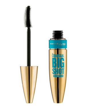 Maybelline The Colossal Volum' Express Big Shot Mascara WP