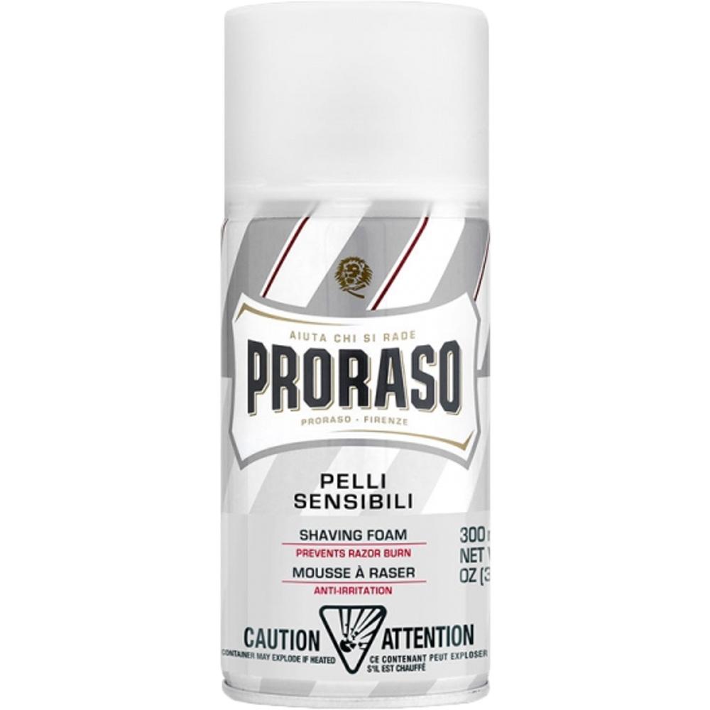 Proraso Sensitive Skin Shaving Foam 300ml