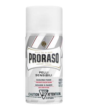 Proraso Sensitive Skin Shaving Foam 300ml