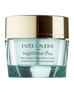 Estée Lauder NightWear Plus Anti-Oxidant Night Detox Cream, 50ml