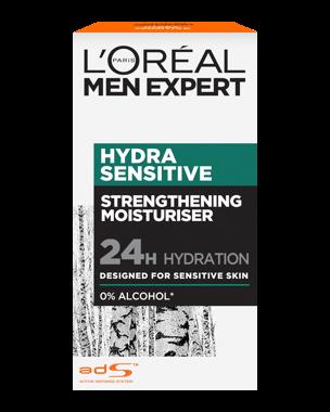 L'Oréal Men Expert Hydra Sensitive Moisturising Cream 50ml