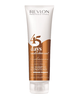Revlon 45 Days Color Care Intense Coppers 275ml