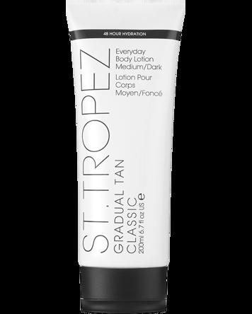 St. Tropez Gradual Tan Body Moisturiser Med/Dark 200ml
