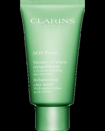 SOS Pure Rebalancing Clay Mask, 75ml