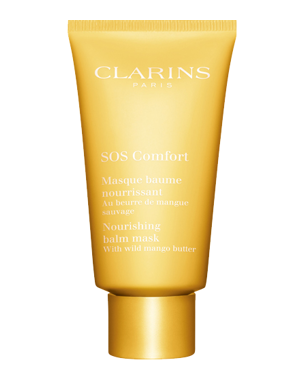 Clarins SOS Comfort Nourishing Balm Mask