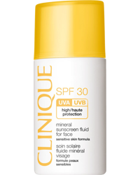 Clinique Mineral Sun Screen Fluid for Face SPF30, 30ml
