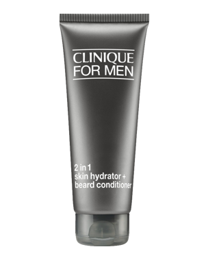 Clinique 2-In-1 Skin Hydrator & Beard Conditioner, 100ml