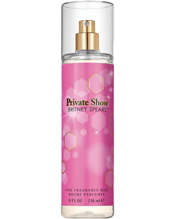Britney Spears Private Show, Fragrance Mist 240ml