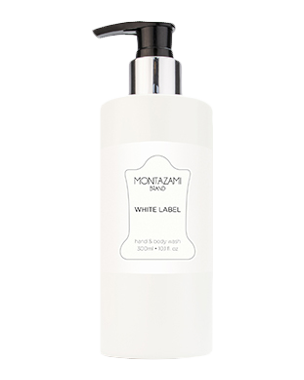 Montazami Brand White Label, Hand & Body Wash 300ml