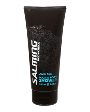 Salming Arctic Cool, Hair & Body Shower 200ml