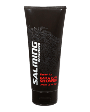 Salming Fire on Ice, Hair & Body Shower 200ml
