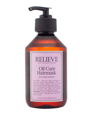 Relieve Oil Cure Hairmask