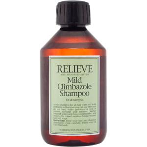 Relieve Mild Climbazole Shampoo 250ml