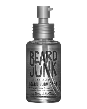 Waterclouds Beard Junk Lubricant, 50ml