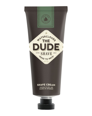The Dude Shaving Cream 100ml