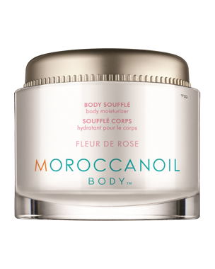 MoroccanOil Body Souffle Rose 190ml