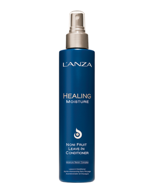 LANZA Healing Moisture Noni Fruit Leave-In Conditioner, 250ml