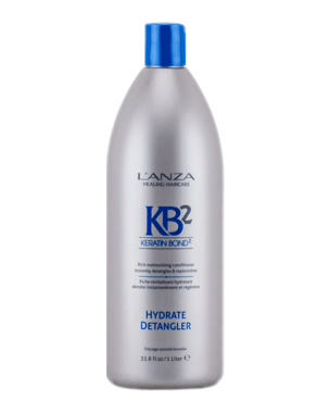 LANZA KB2 Hydrate Detangler Conditioner, 1000ml