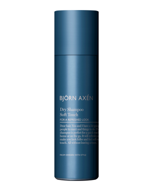 Björn Axén Dry Shampoo Soft Touch, 200ml