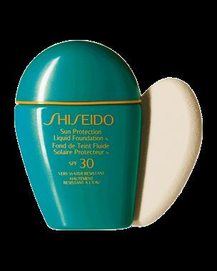 Shiseido Sun Liquid Foundation SPF30