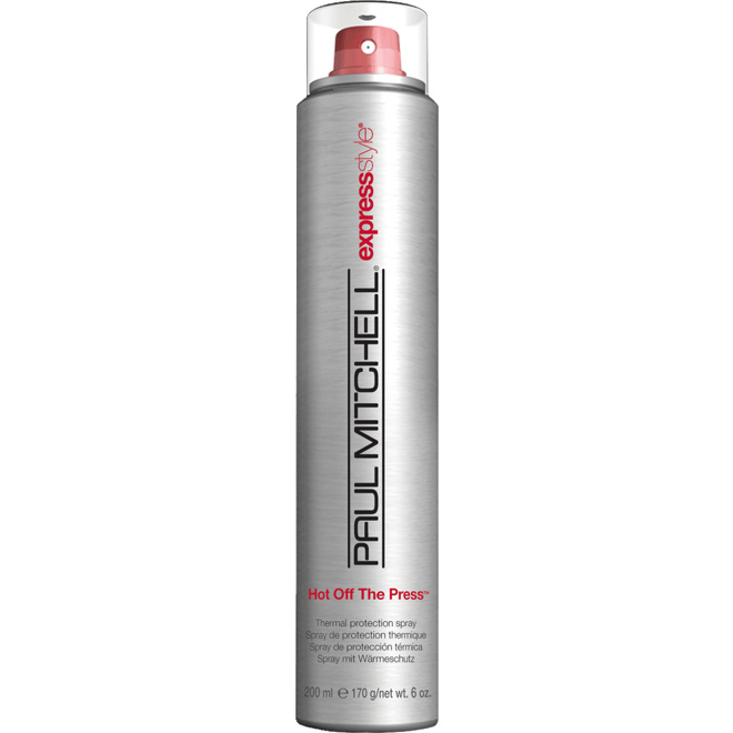 Paul Mitchell Flexible Style Hot Off The Press, 200ml