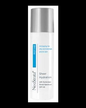 NeoStrata Refine Sheer Hydration SPF40, 50ml