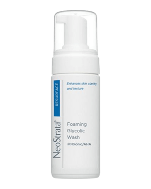 Resurface Foaming Glycolic Wash, 100ml