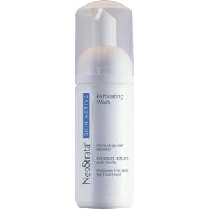 Skin Active Exfoliating Wash, 125ml
