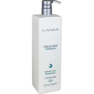 Healing Strength White Tea Shampoo, 1000ml