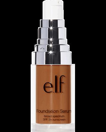 e.l.f Beautifully Bare Foundation Serum, SPF25